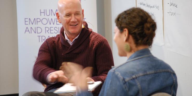 Trauma Steve Hoskinson Free Association Conversation